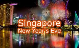 Singapore New Year's Eve logo ilikevents