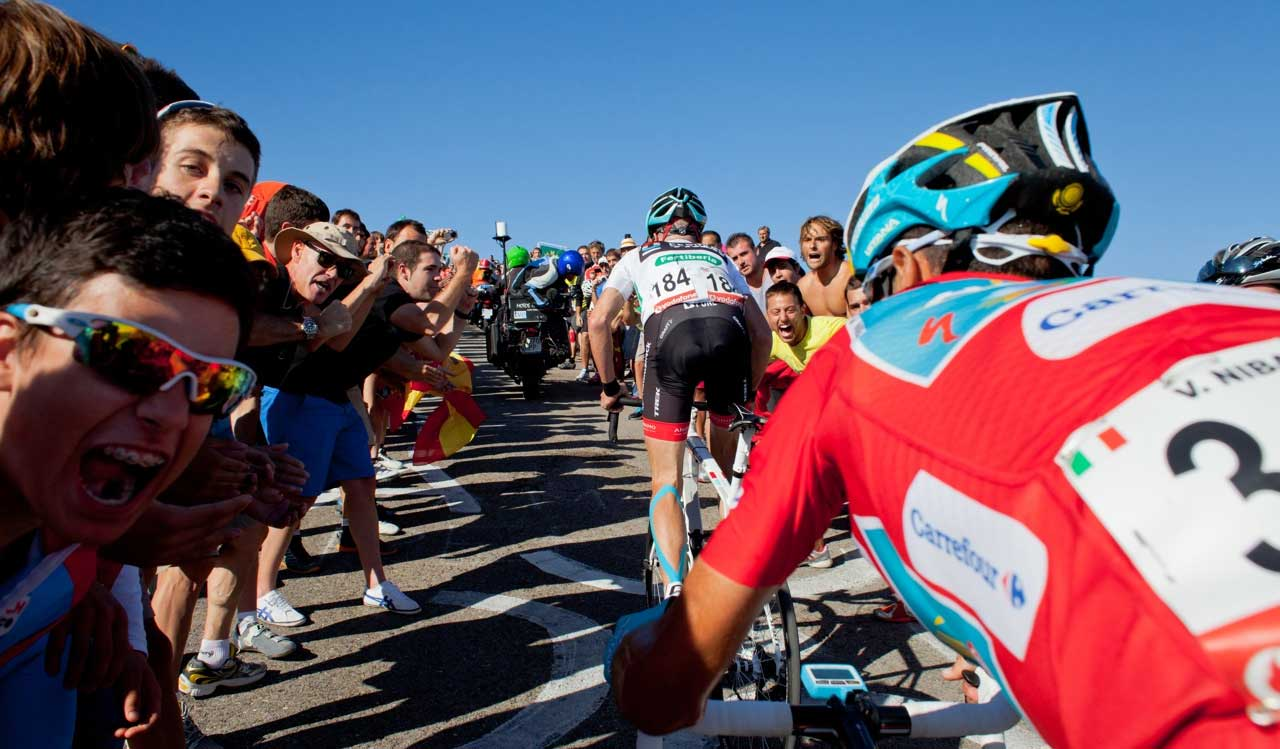 Vuelta a España banner ilikevents