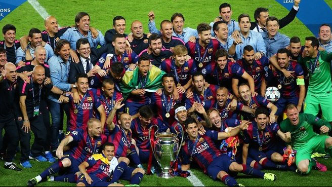 The UEFA Super Cup
