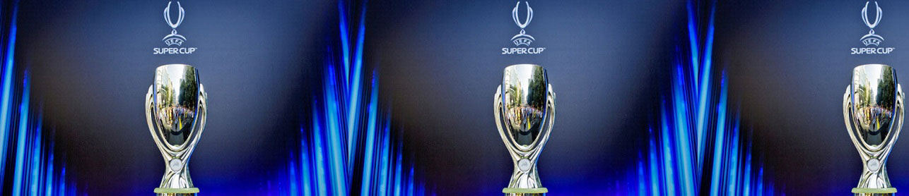 UEFA Super Cup banner ilikevents