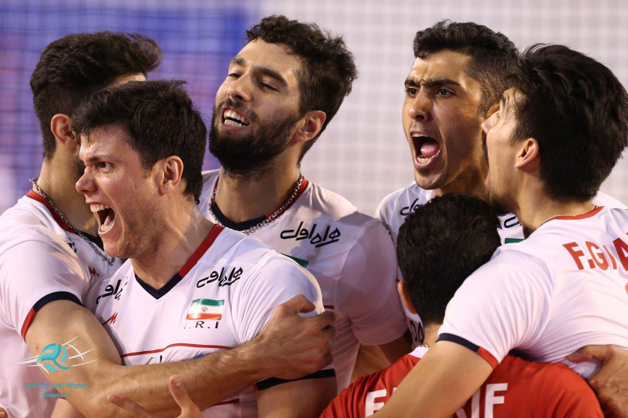 FIVB Volleyball Men's World Championship Italy-Bulgaria 2018 banner ilikevents