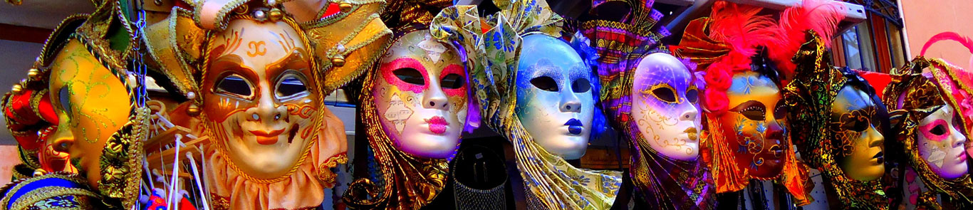 Carnival of Venice banner ilikevents