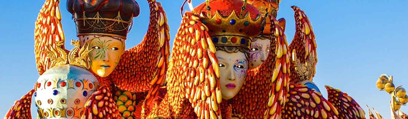 Carnival of Viareggio banner ilikevents