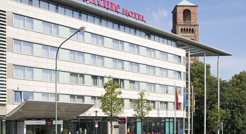 Mercure Hotel Essen Bismarckstr